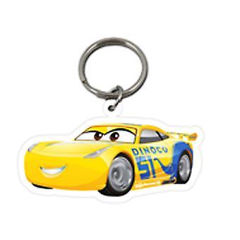 Disney Cars 3 oficjalny dla dzieci/dzieci Ramirez Brelok
