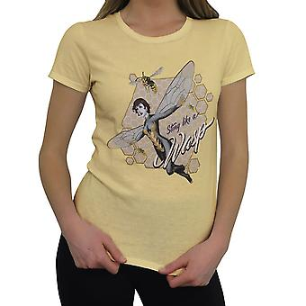Wasp Sting Like a Wasp Women's T-Shirt
