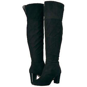 Bella Vita femei Telluride 2 tesatura inchis Toe peste genunchi cizme de moda