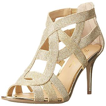 Marc Fisher Womens Nala Open Toe Formal Strappy Sandals