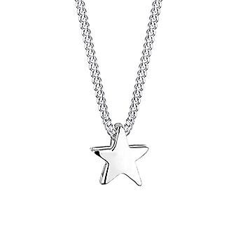 Elli Women's Necklace in Silver 925 with Pendant - Star Shape