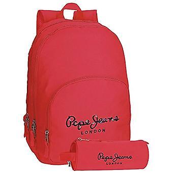 Pepe Jeans Harlow Backpack - 42 cm - 19.44 liters - Pink