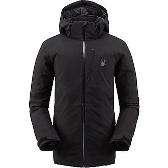 Spyder COPPER Men's Gore-Tex Primaloft Ski Jacket Black