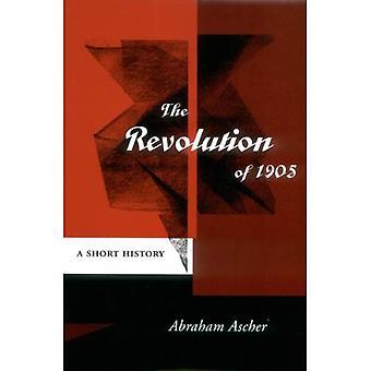 Vuoden 1905 vallankumouksen: lyhyt historia