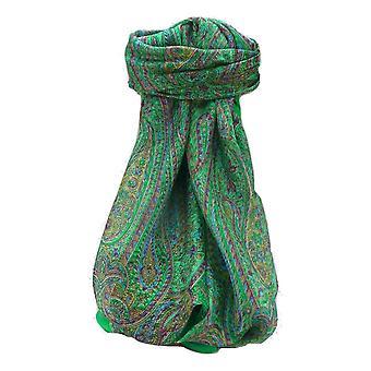التوت الحرير التقليدي ساحة وشاح كويارا الزمرد من قبل باشمينا والحرير