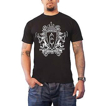 Emperor T Shirt Crest 2 Band Logo new Official Mens Black