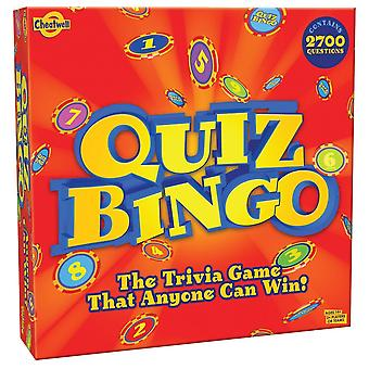Cheatwell games quiz Bingo spel