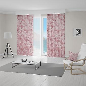Meesoz gardin-pink stykke tæppe