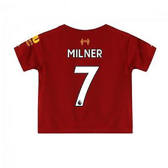 2019-2020 Liverpool Home kleine jongens Mini Kit (Milner 7)