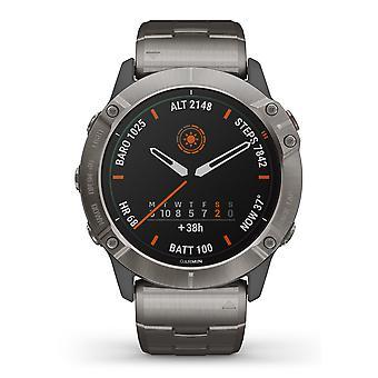Garmin fenix 6X Pro Solar Titanium (010-02157-24)