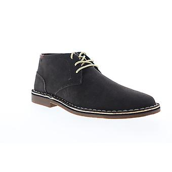 Unlisted by Kenneth Cole Real Deal  Mens Gray Suede Chukkas Boots