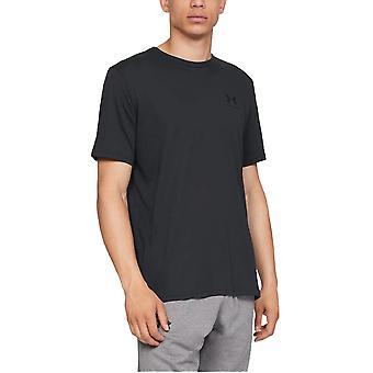 Under Armour Mens Sportstyle Linker borst korte mouw T-shirt