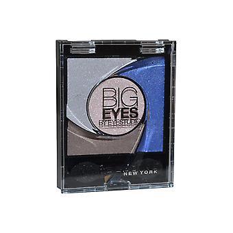 Grands yeux Maybelline par lumière ombre à paupières Eyestudio Palette lumineuse de capture bleu #04