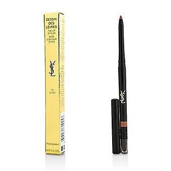 Yves Saint Laurent Dessin Des Levres The Lip Styler - 70 Le Nu 0.35g/0.01oz