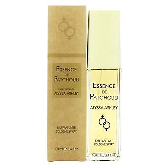 Alyssa Ashley Essence de Patchouli Eau Parfumee Cologne 100ml Spray