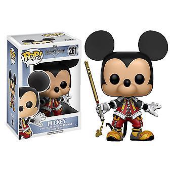 Kingdom Hearts Mickey Pop! Vinyl