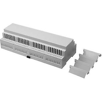 Axxatronic CNMB-12V-KIT-CON DIN rail casing 90 x 210 x 58 Polycarbonate (PC) 1 pc(s)
