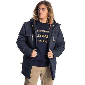 Rip Curl Saltwater Anti-Series Jacket in Dark Blue
