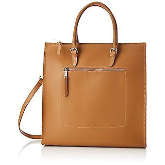 Good bags 8653 HandbagS Women Brown (Tan) 35x36x12 cm (W x H x L)
