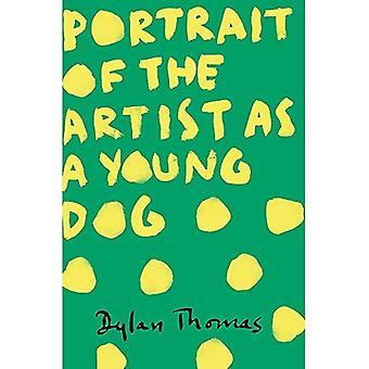 Portrait de l'artiste comme un jeune chien