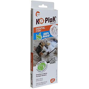 Vitalvéto Dental Sticks K.O Plak For Cat (Cats , Grooming & Wellbeing , Dental Hygiene)