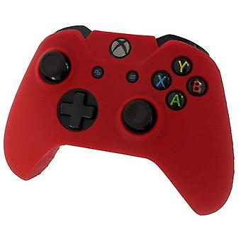 Pro Soft Silicone Skin Cover [Red] for Xbox One