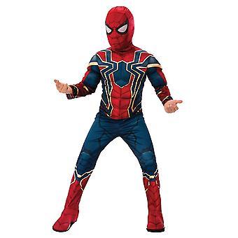Infinity Válka Iron Spider dětský kostým