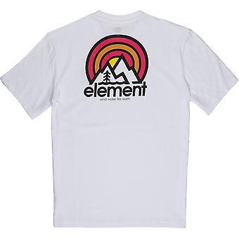 Element Men's T-Shirt ~ Sonata white