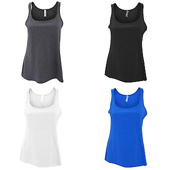 Bella Womens/Ladies Relaxed Jersey Tank Top