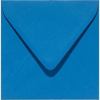 Papicolor Envelope Square 14cm dark-blue 105gr 6 pc 303906- 140x140 mm