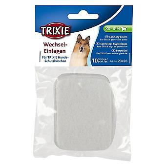 Trixie-Pads für schützende Hosen