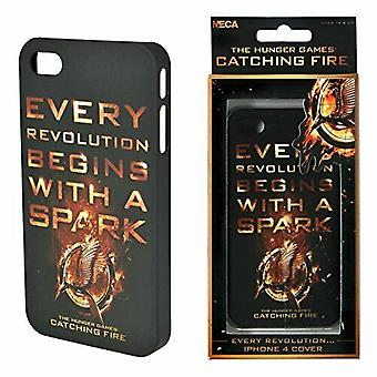 Hunger Games Catching Fire Every Revolution Cover Compatible With IPhone 4