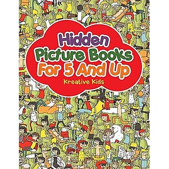 Hidden Picture Books For 5 And Up by Kreative Kids