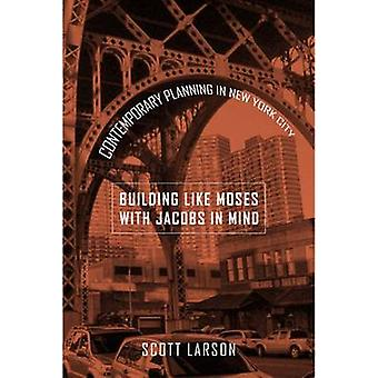-Gebäude wie Moses mit Jacobs im Auge - moderne Planung in N
