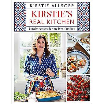 Kirstie ' s Real konyha: egyszerű receptek modern családok