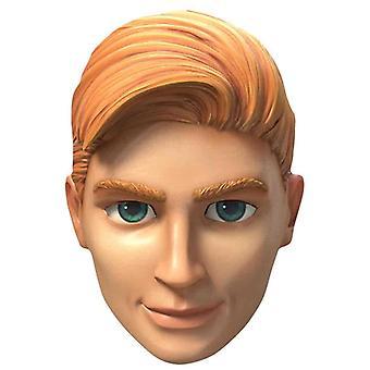 John Tracy Thunderbirds Are Go Single Card Party Face Mask
