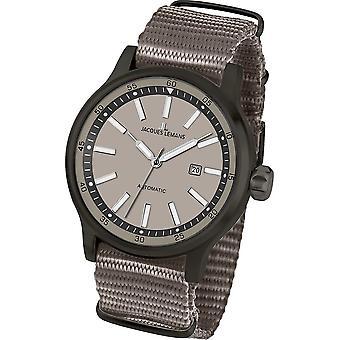 Jacques Lemans - Wristwatch - Men - Porto Automatic - Automatic - 1-1723F