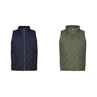 Regata Childrens/Kids Zion Acolchoado Gilet Isolado
