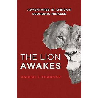 LION AWAKES by THAKKAR & ASHISH J.