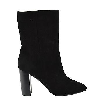 Ash DIAMOND Heeled Stiefel Schwarz Wildleder