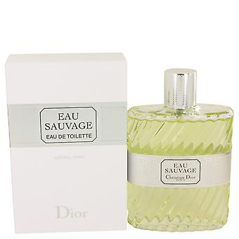 Eau Sauvage Cologne by Christian Dior EDT 200ml