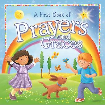 A First Book of Prayers and Graces by Illustrated by Angela Hewitt