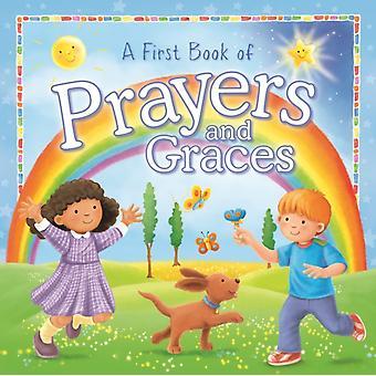 Een eerste boek van gebeden en Graces door geïllustreerd door Angela Hewitt