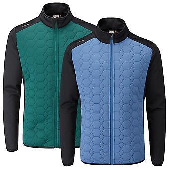 Ping Mens Sonic Wind Resistant Water Resistant Golf Jacket