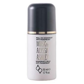 Alyssa Ashley Deodorant Roll On 50 ml