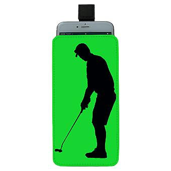 Golf Large Pull-up Mobile Bag
