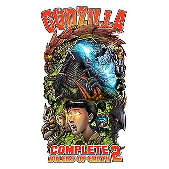 Godzilla - Complete Rulers of Earth Vol 02 by Chris Mowry - 9781684055