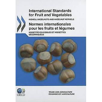 International Standardisation of Fruit and Vegetables - Inshell Hazeln