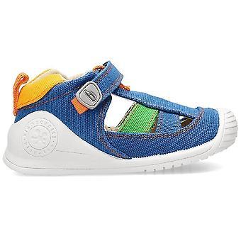 Biomecanics 202213 202213AAZUL universal verão infantis sapatos