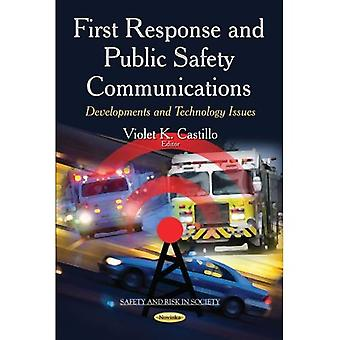 FIRST RESPONSE AND PUBLIC SAFETY COMMUN (Safety and Risk in Society)